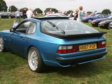 Porsche 944 S2 Turquoise (Mine)