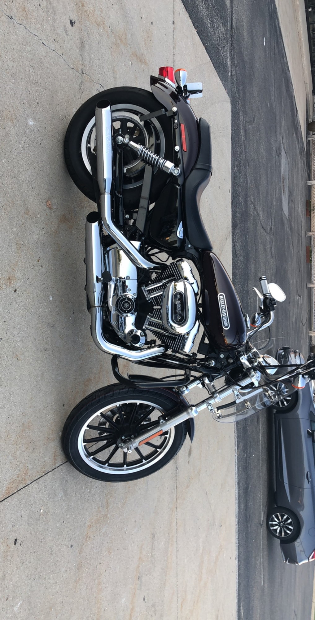 2006 Sportster - Harley Davidson Forums