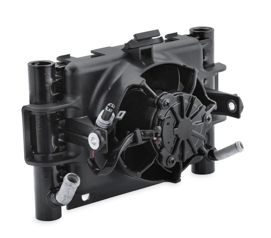 H-D fan assisted oil cooler - Page 2 - Harley Davidson Forums