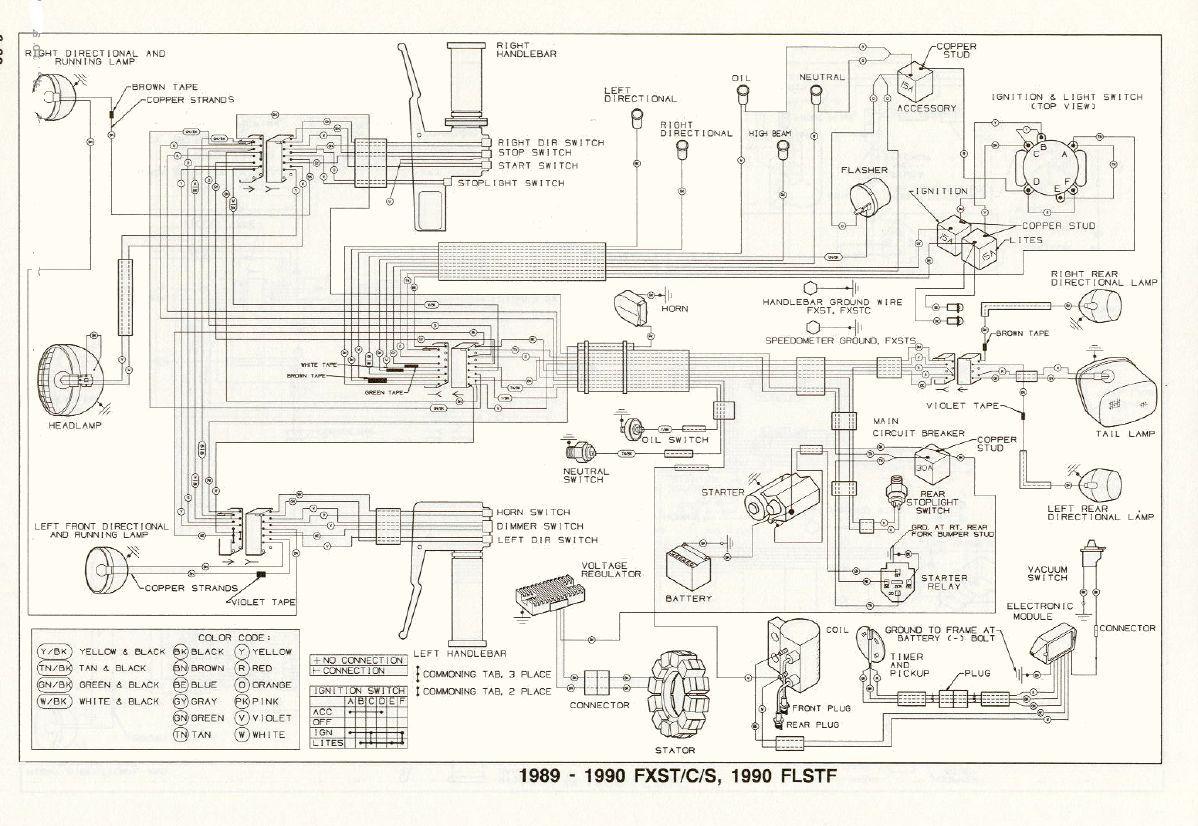 1990 Harley Fxstc Wiring Diagram Diagram Pickup Guitar Rc85wirings 2014ok Jeanjaures37 Fr