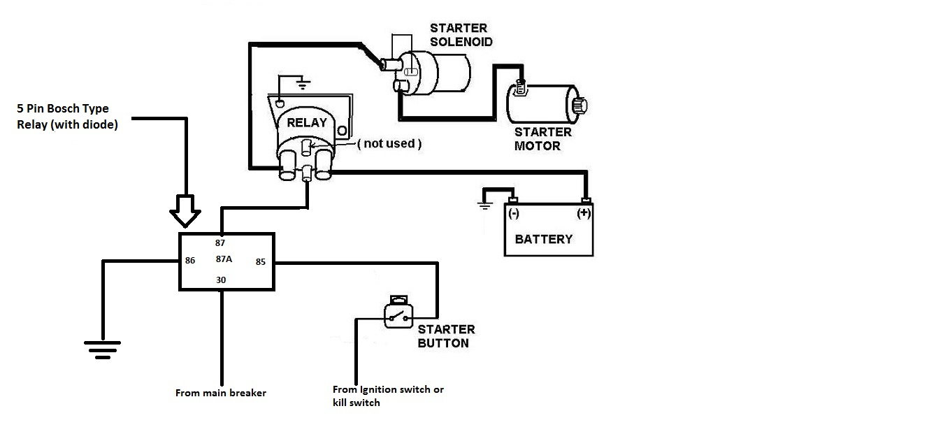5 Pole Ignition Switch Wiring Diagram - Collection