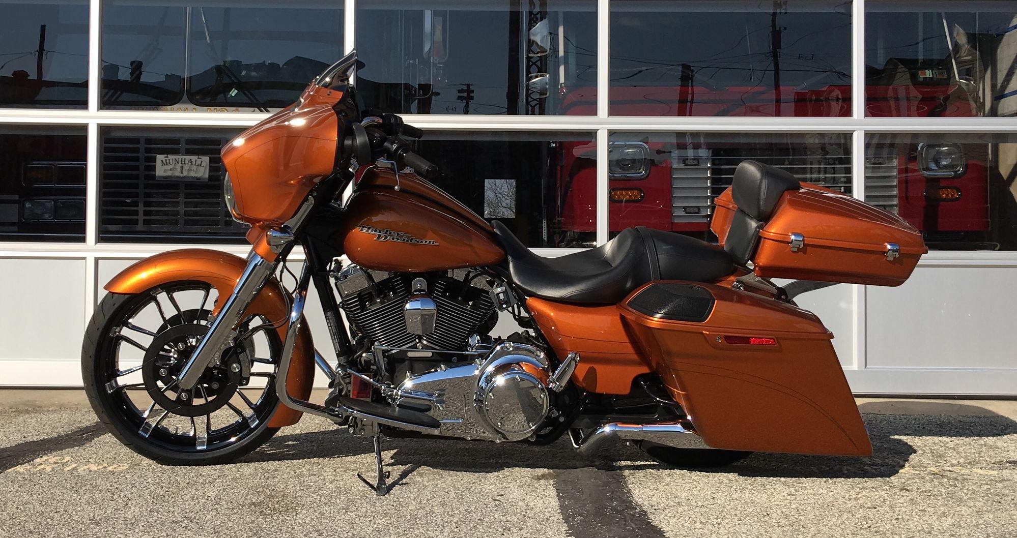 Harley Davidson Razor Tour Pack