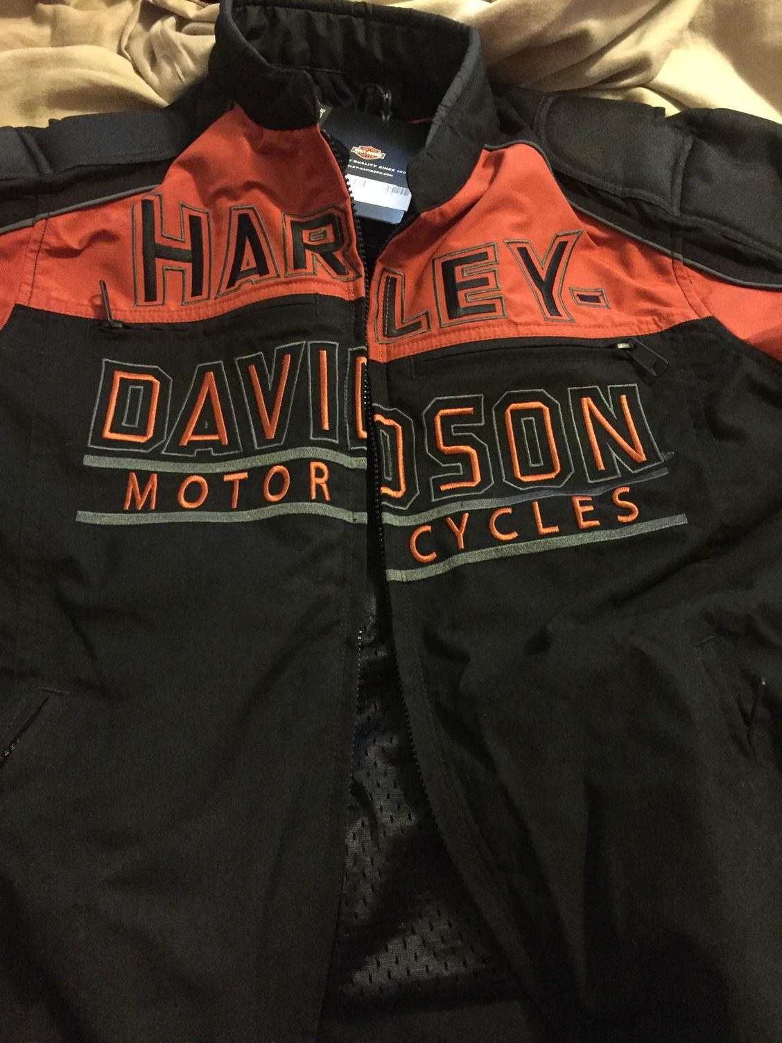 Harley Davidson Men S Gastone Riding Jacket