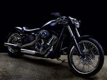 Cafe Racer Softail