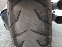Dunlop stock with 10k+ miles