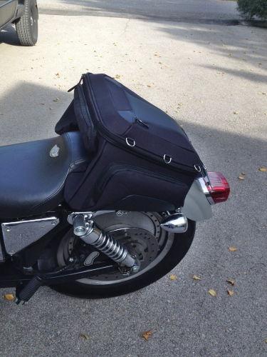 Saddlemen Ts1450r Standard Sport Tunnel Bag 9 Quot Harley