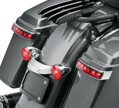 2017 Cvo Sg Options For Additional Rear Lighting Harley