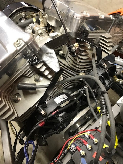 Oil Cooler Location  - Page 2