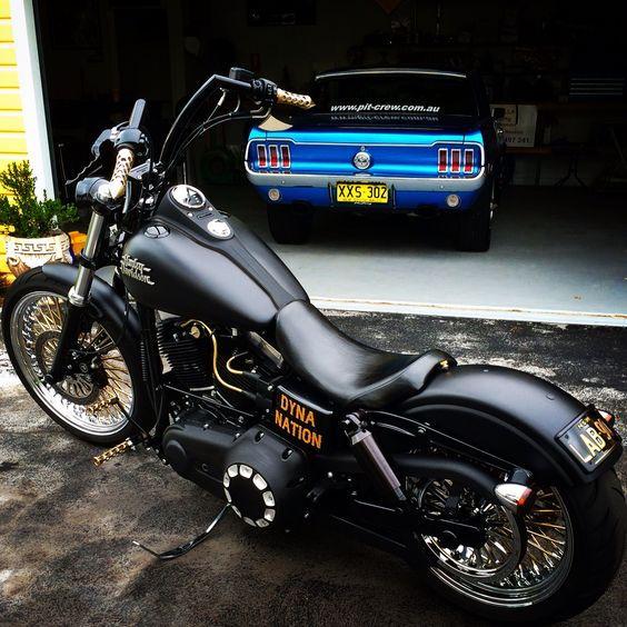 La Pera Seats Harley Davidson
