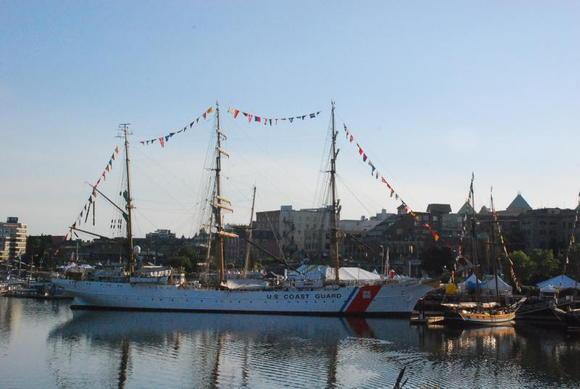 Tall ships Victoria