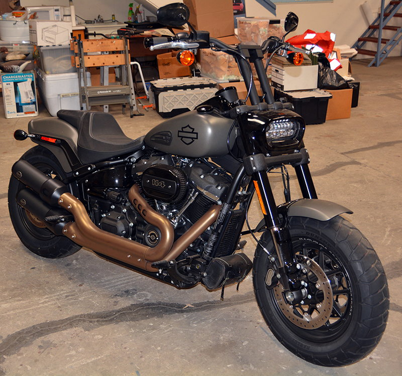 2018 Fat Bob Handlebar Options Page 3 Harley Davidson Forums