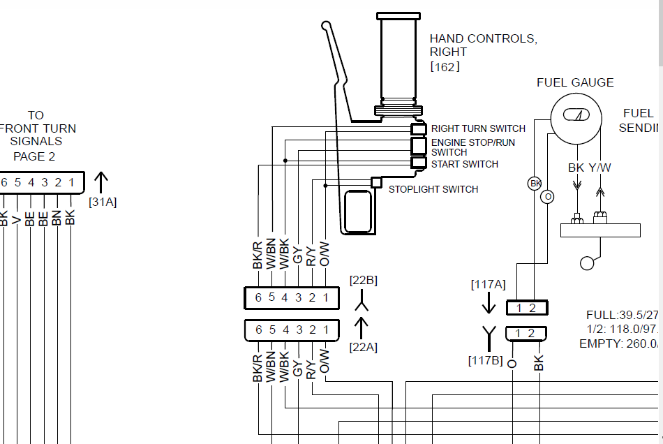 Dyna Right Hand Control Eff C Acbea E C Dc Ff E F B C on Dyna 2000i Installation Diagram