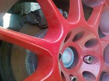 rear disk breaks