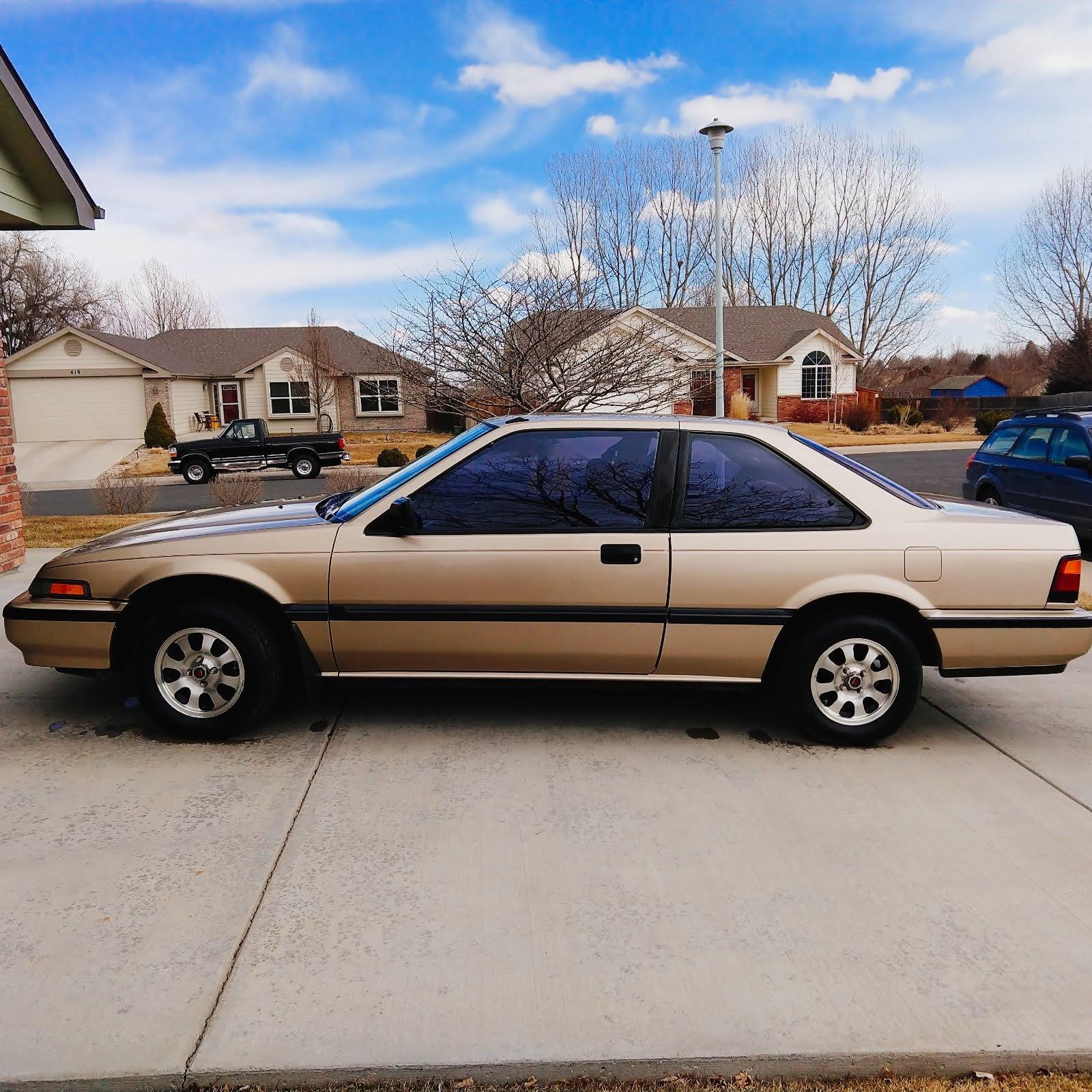 Kelebihan Honda Accord 1988 Tangguh