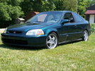 my old civic