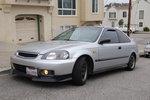 VSM 1999 Honda Civic Hx