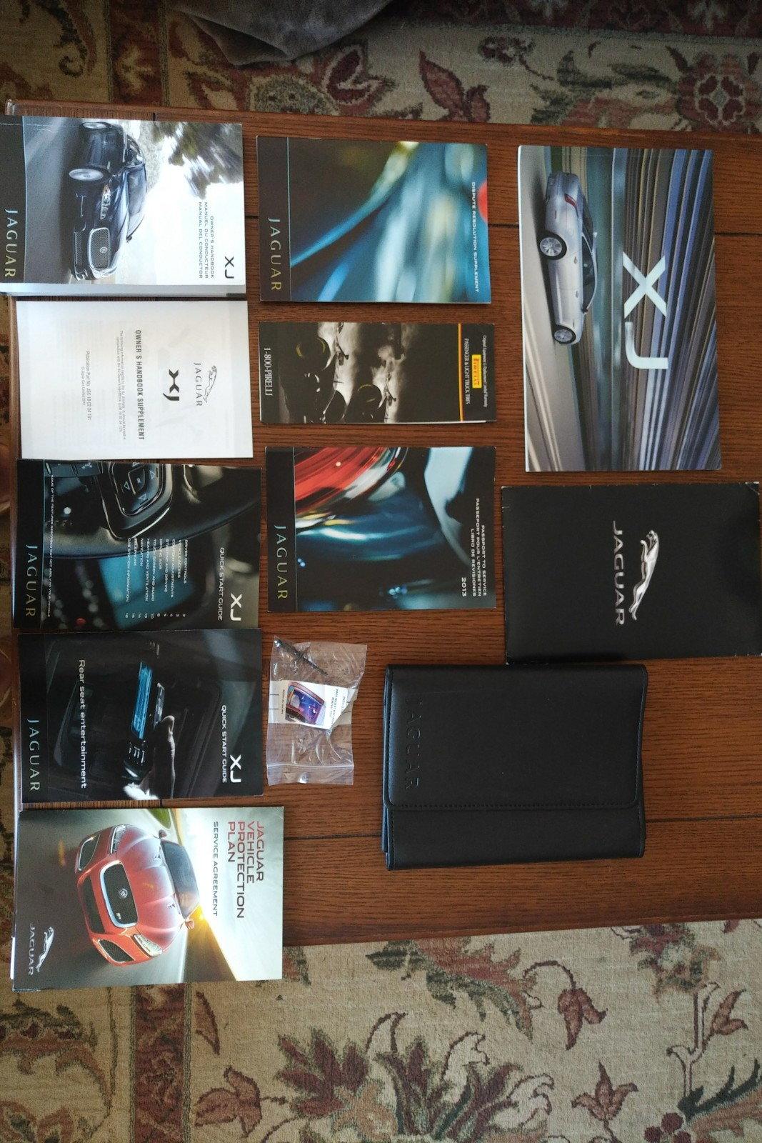 2013 Jaguar XJL Ultimate - 1 of 30 - 36,989 miles ...