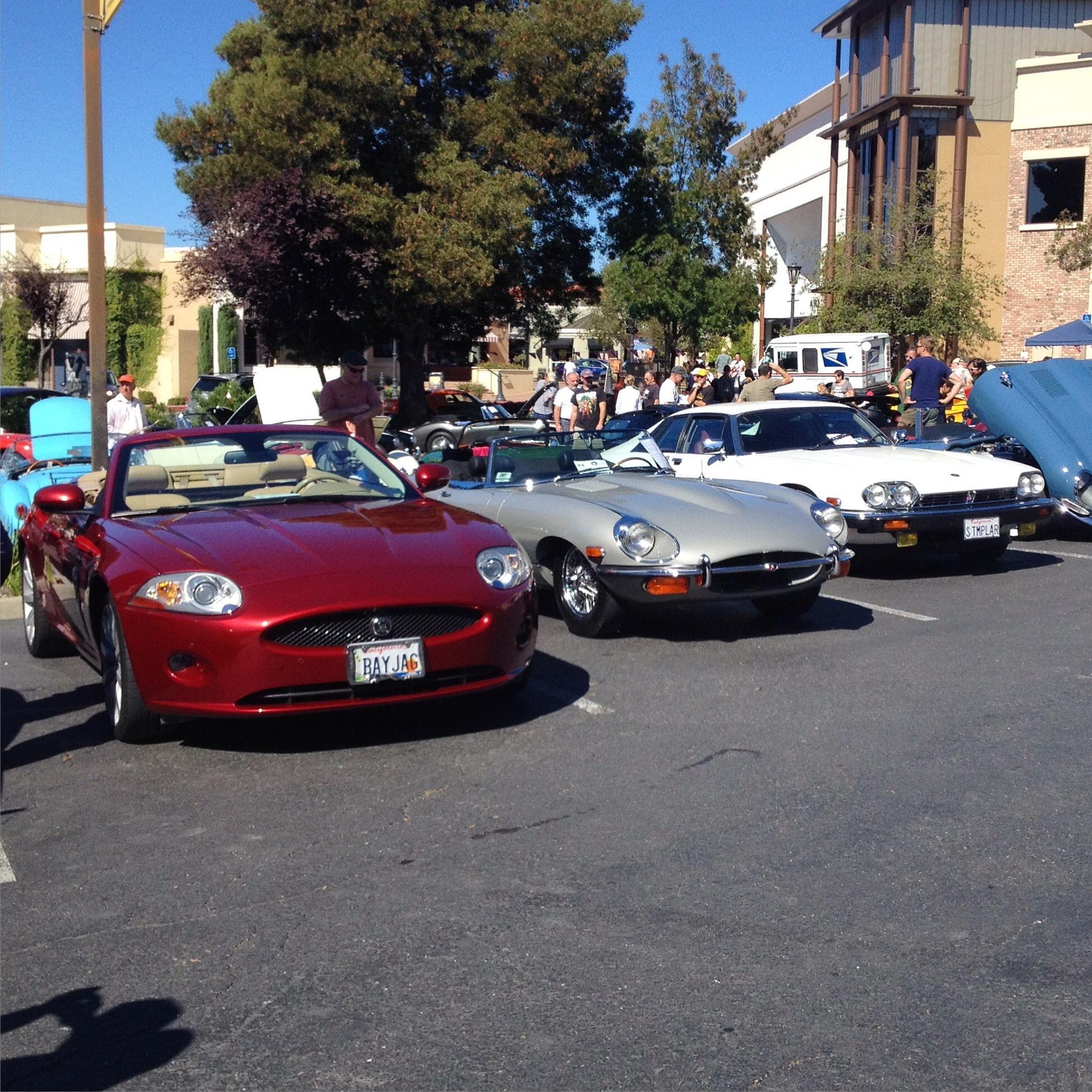 All British Car Show - Blackhawk Auto Museum - Jaguar ...