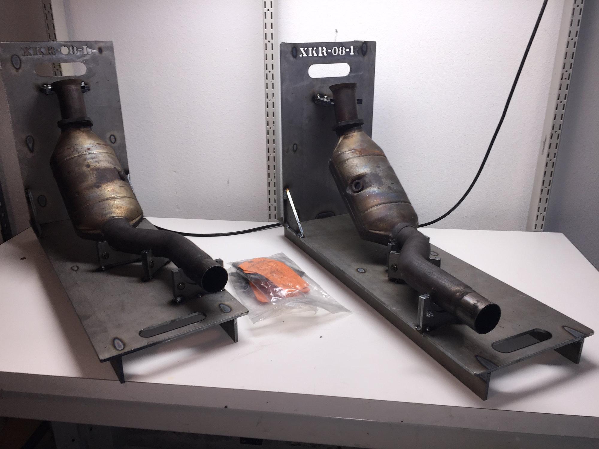 Anyone had catalytic converter failure? - Jaguar Forums