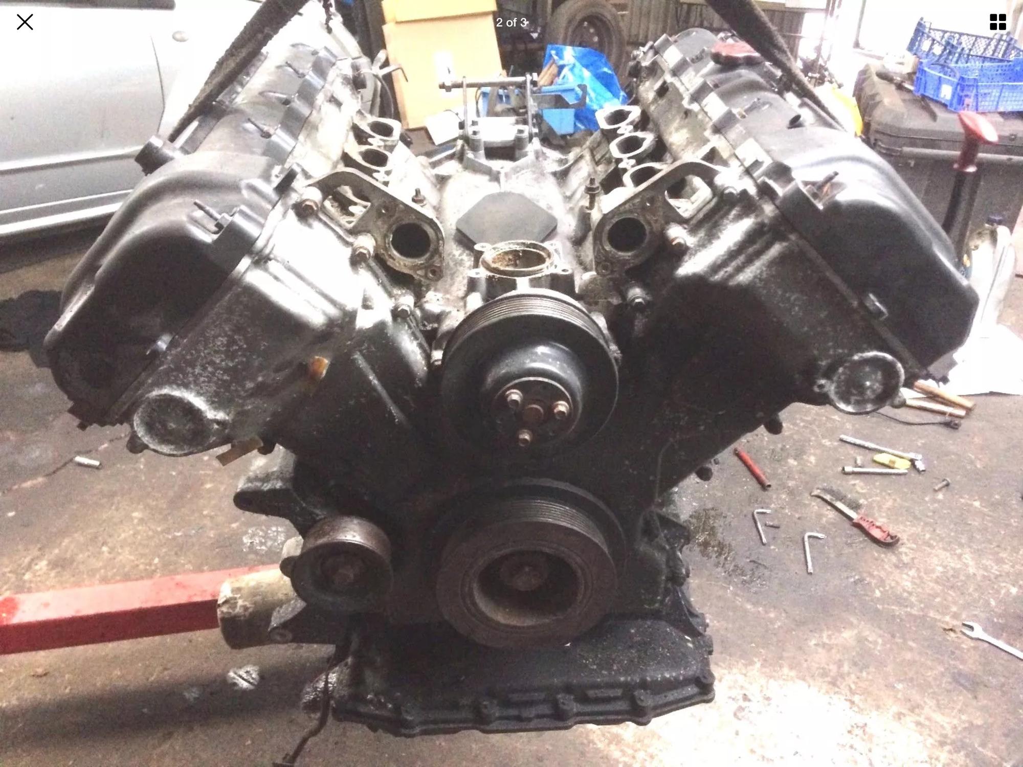 Naked AJ V8 Engine - Jaguar Forums - Jaguar Enthusiasts Forum