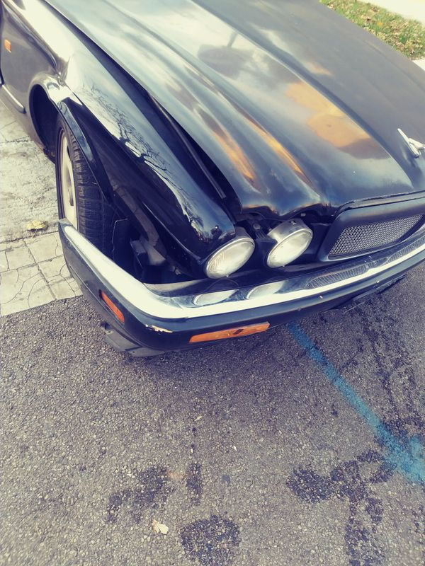 Parting out 1996 XJR