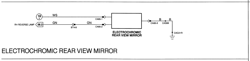 Help Matching Wire Colors For Replacement Rearview Dimming Mirror Rhjaguarforums: Jaguar F Type Rear View Mirror Wiring Diagram At Gmaili.net