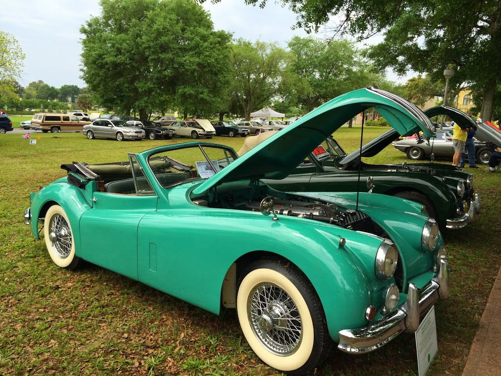 any one here in Panhandle British Car Assc. - Jaguar ...