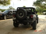 07 Jeep Lifted rear