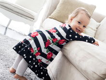This is my Joy. She is modeling the Adalynn Dress <3