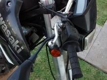 KLX250SF Steering Head Stem Bearings
