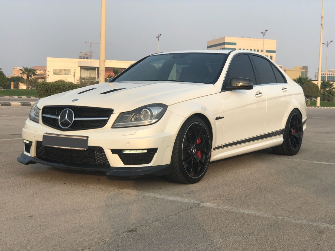 Proofs of a C63 507 Edition ?! - MBWorld org Forums