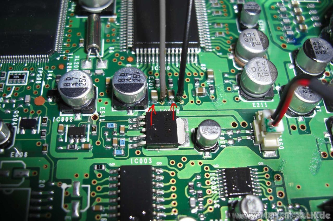 W211 Quot Audio 20 Quot Aux Input Mbworld Org Forums
