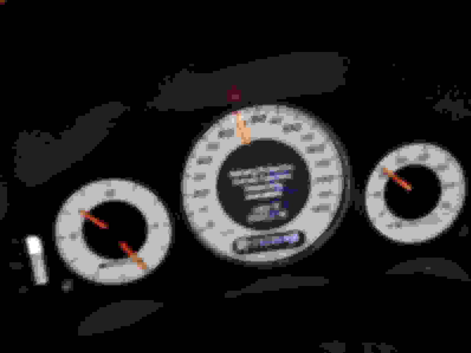 Gauges Flicker When Starting Car