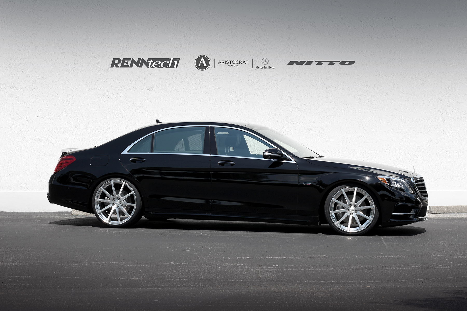 Mercedes benz s 550 renntech aristocrat for Aristocrat motors mercedes benz