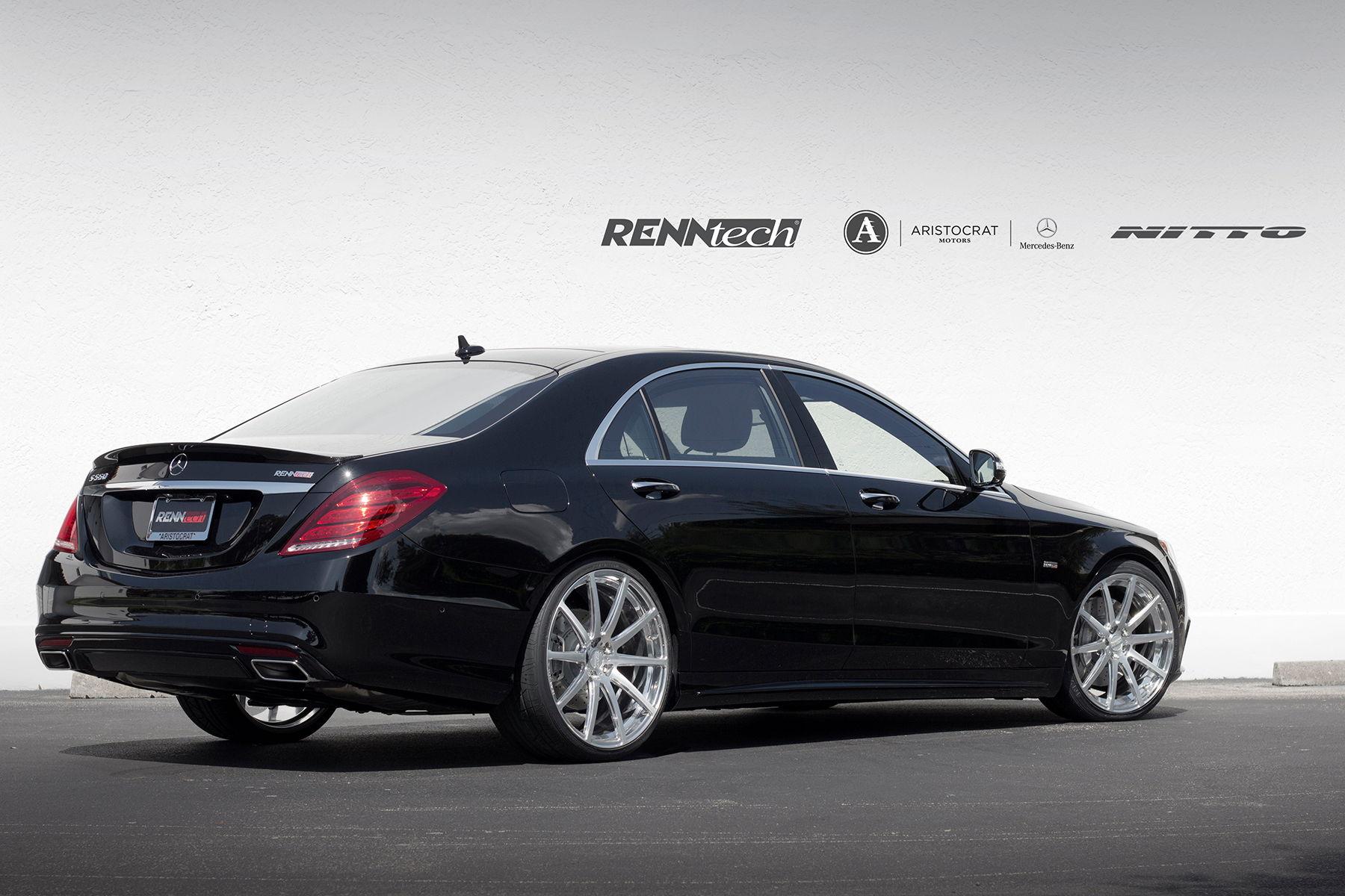 Mercedes benz s 550 renntech aristocrat mbworld for 550 amg mercedes benz