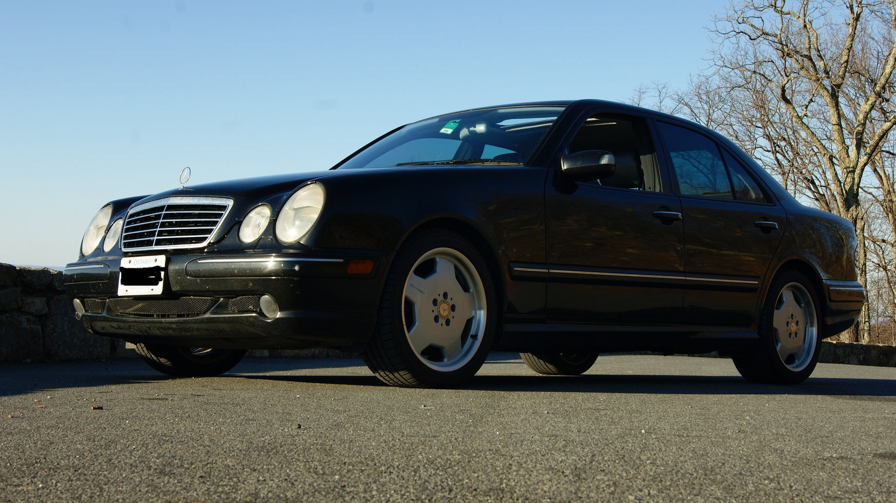 fs 2002 mercedes e55 amg w210 9000 on canada. Black Bedroom Furniture Sets. Home Design Ideas