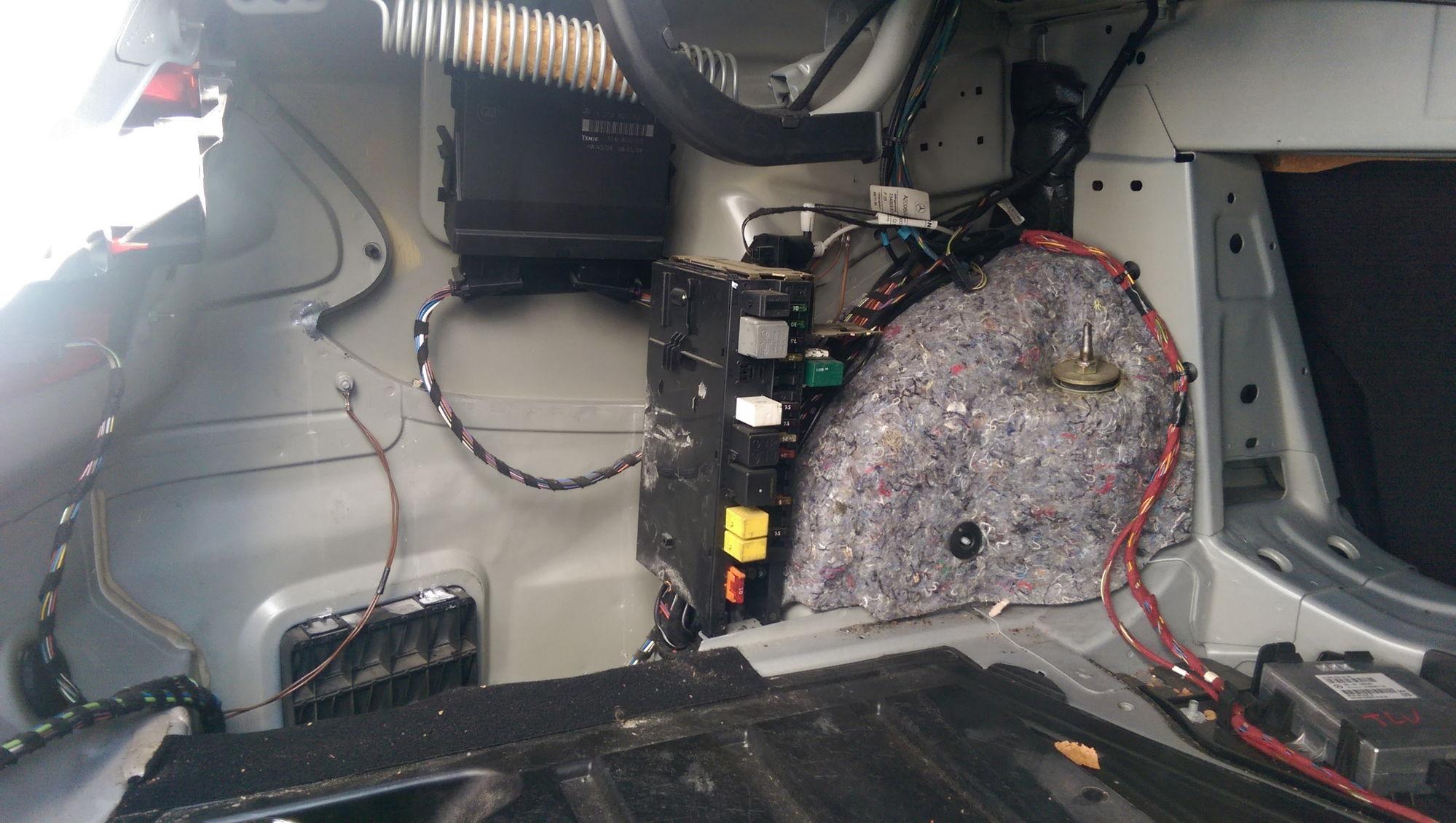 Diy  W209 Convertible  Coupe Voice Command  Linguatronic