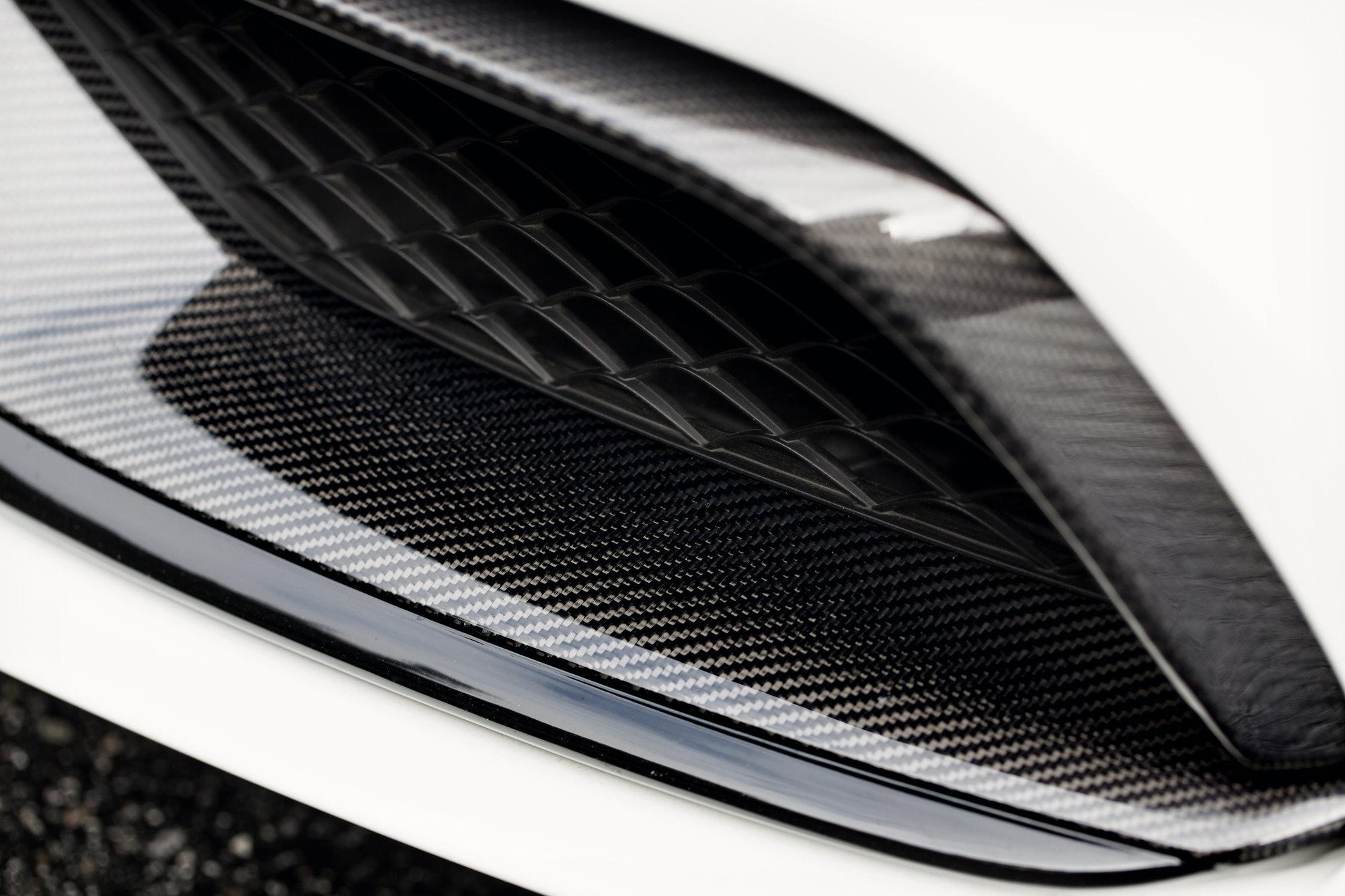 C63(s) Sedan Carbon Fibre Collection by Mode Carbon