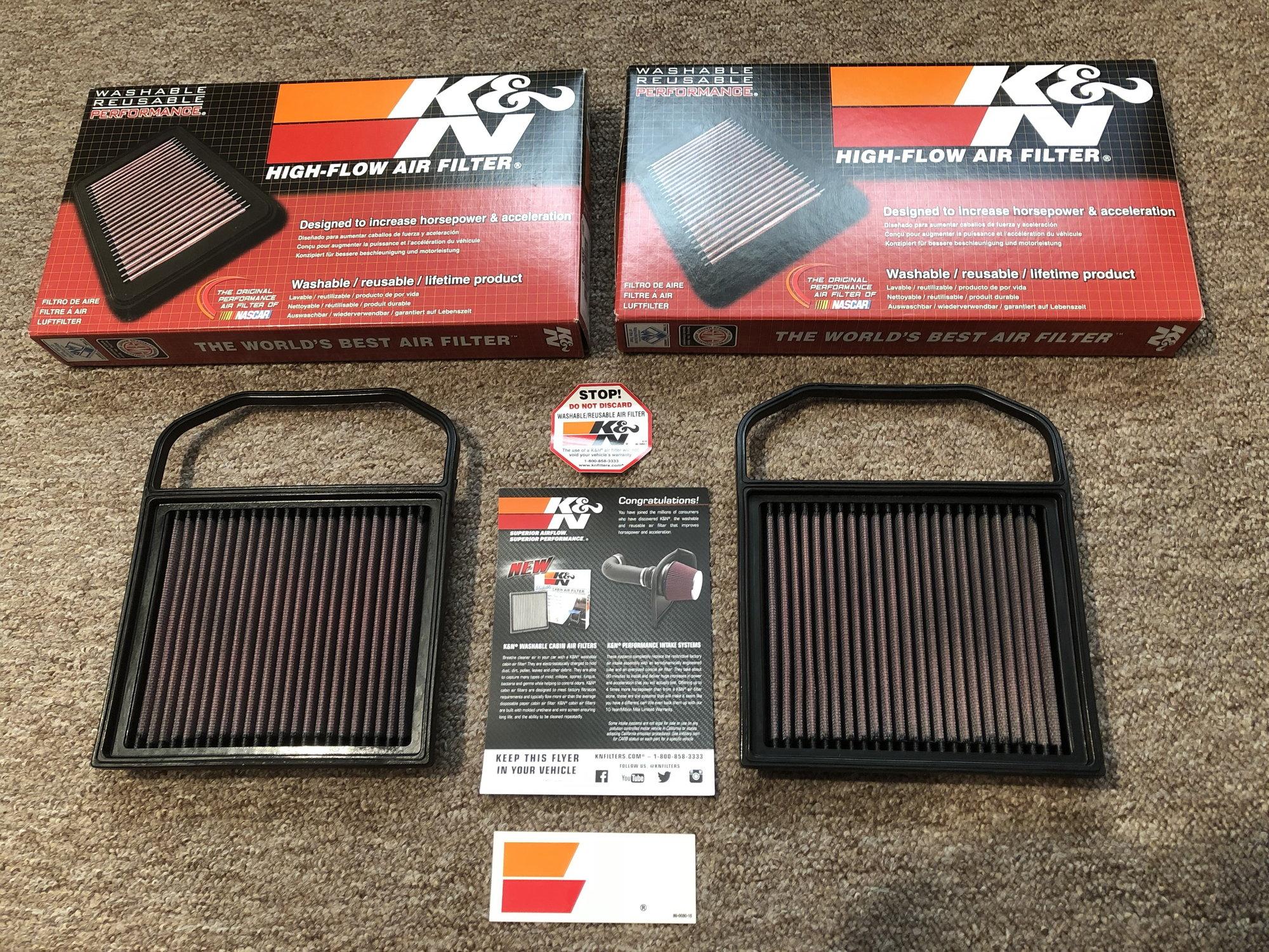 33-5032 Filtro de aire filtro k/&n filters