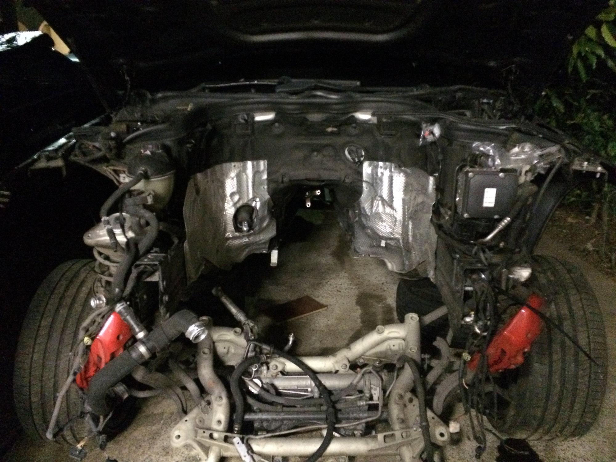Catastrophic Engine Failure - MBWorld org Forums