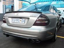 W211 E55 AMG