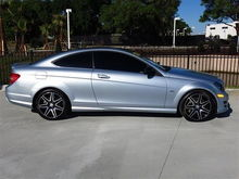 2013 C250 Coupe w/Sport Plus Package