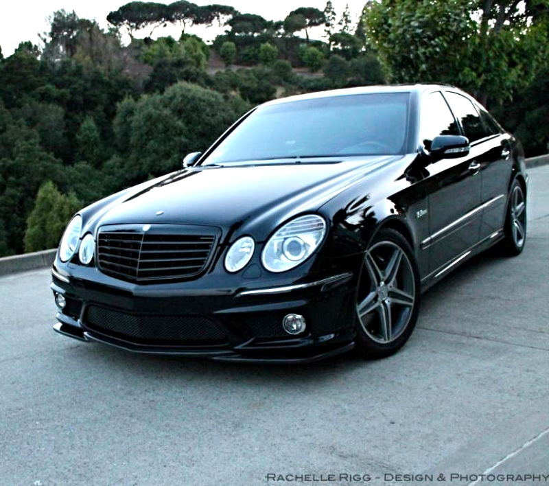 Suvneer Black Friday Sales W211 E63 Bumpers Godhand