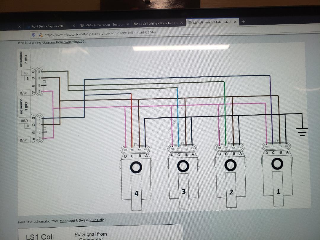 Wasted Spark Ls Coils - Miata Turbo Forum