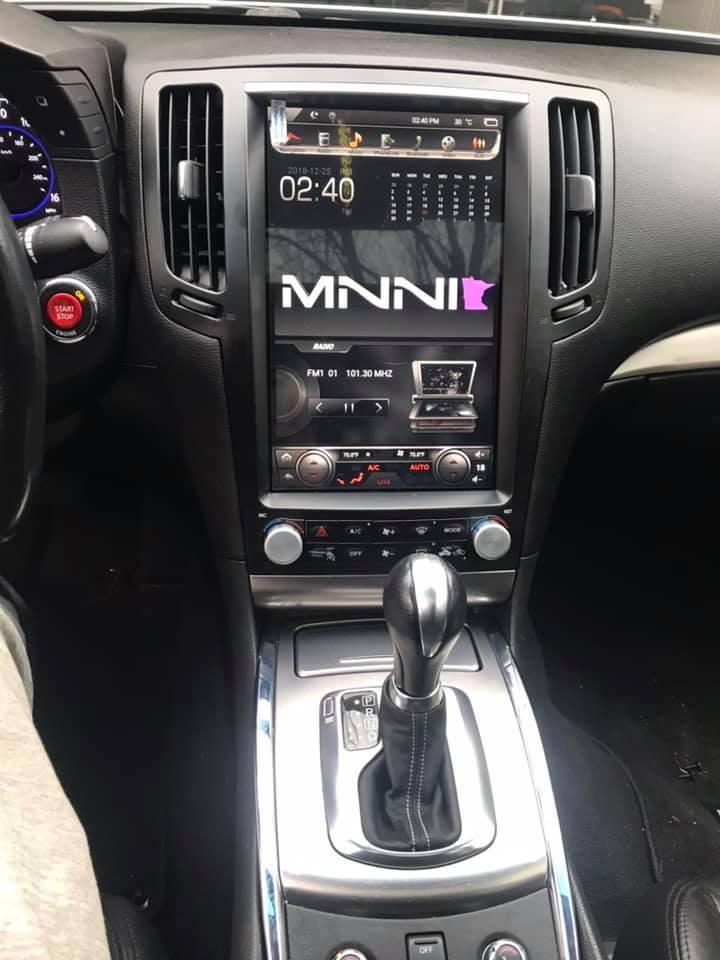 Rhino radios tesla style