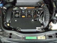 M7 heat shield install1