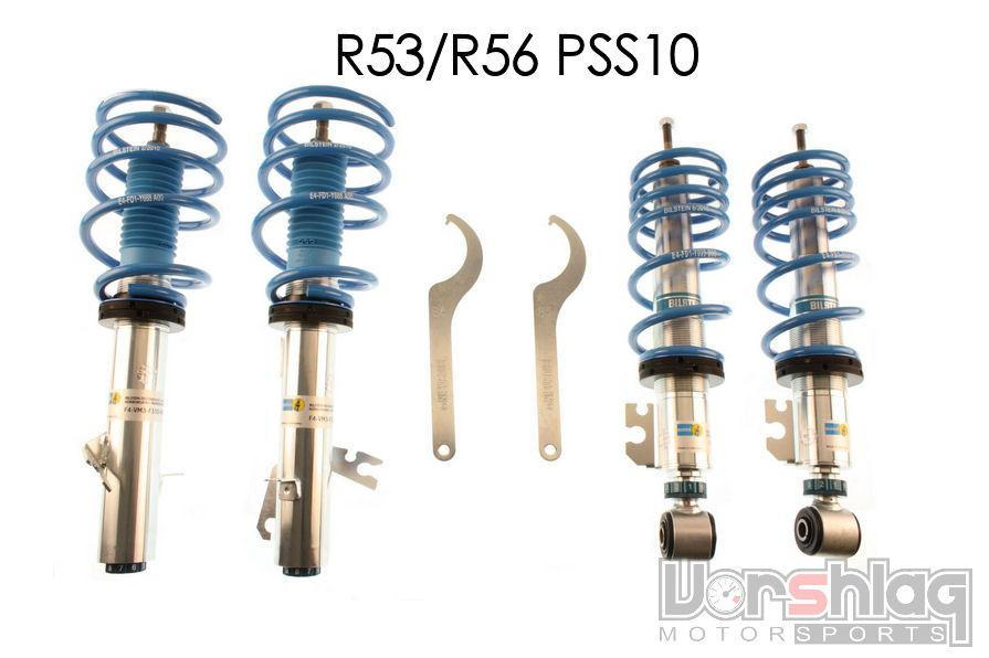 R50/R53 Coil-overs that will maintain stock height (Sport Plus) and