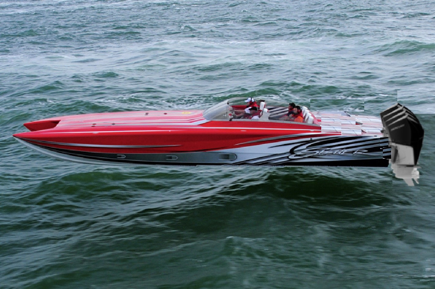 V8 Mercury Outboards - Page 3 - Offshoreonly com