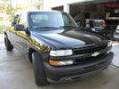 Garage - ol black