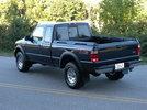 2002 Ford Ranger FX4 Supercab - Dark Wedgeood Blue